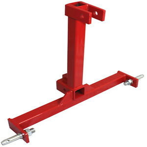 New Category 1 Drawbar Tractor Trailer 2 Hitch Receiver 3 Point Attachment