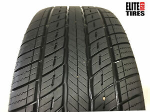 1 Uniroyal Tiger Paw Touring A S P275 55r20 275 55 20 Tire 10 25 10 75 32
