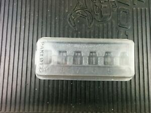 Ag966 Snap On Tools Pakty294 Low Profile Pass Through Socket Set Holder Tray