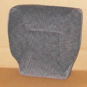 98 01 Dodge Ram 1500 2500 Front Seat Cushion Bottom Cloth Mist Gray Drivers Seat