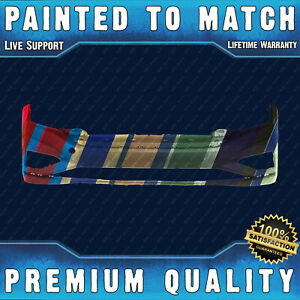 New Painted To Match Front Bumper Cover For 2019 2020 Volkswagen Vw Jetta 19 20