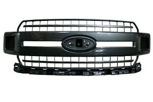 Oem 18 20 F150 Truck Front Grille Painted Gray 3 Bar Factory New Take Off Grill