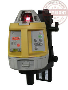 Topcon Rl vh4dr Self leveling Rotary Laser Level Package Spectra Hilti