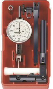 Interapid 312b 3 Dial Test Indicator Set 016 Range 0 40 0 Reading 12 009 7
