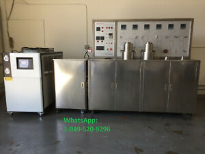 supercritical Co2 Extractor 20l Liter Careddi With Warranty Factory Tuned