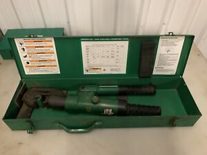 Greenlee 1989 Dieless Crimping Tool Crimper