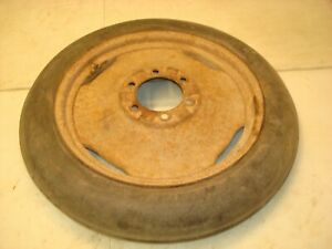 Ford 8n Tractor 19 Front Rim Tire