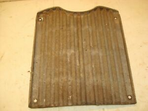 1959 Ford 971 Tractor Front Grille Screen 900