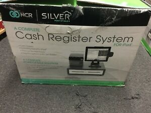 Ncr Silver Point Of Sale Cash Register System For Ipad new Other Not Used gr
