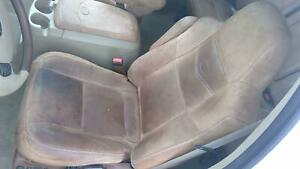 05 07 Ford F350 Sd Front Driver Seat Leather Electric Medium Pebble King Ranch