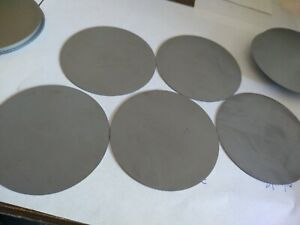 Lot Of 20 Silicon Wafer 2 15 16 Unpolished