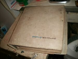 New Holland 78 Series Hay Baler Hayliner Parts Catalog Manual Assembly Info