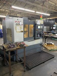 Leadwell V 20i Vertical Machining Center 2011