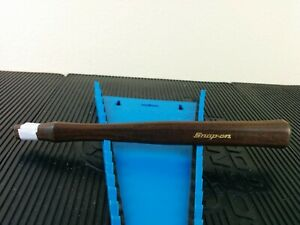 ah025 New 12 shorter Snap On Wood Hammer Handle Hickory Body Bf