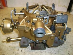 Rare Rochester 7025150 4gc 4jet Carburetor 1965 Oldsmobile 442 W 400 Engine