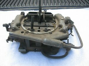 Mopar 1973 340 4 Speed Thermoquad Carburetor Core