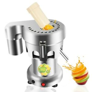 New Arrival Commercial Juice Extractor Machine Stainless Steel Juicer Wf a3000
