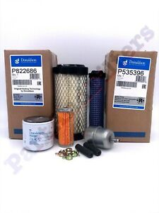 Maintenance Filter Kit For John Deere 1026r 1023e Compact Tractor