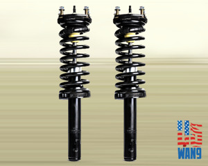 05 10 Jeep Grand Cherokee Commander Front Complete Shock Strut Spring Assembly