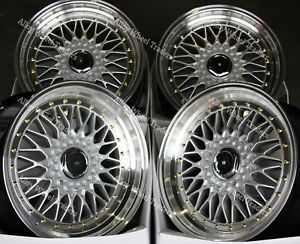 17 Gr Rs Alloy Wheels For Ford Fiesta Focus Fusion Mondeo Orion Sierra 4x108