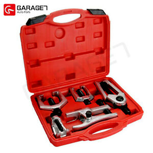 6pcs Front End Service Tool Kit Separator Remover Inner Bearing Race Puller