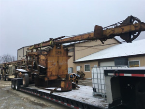 Bucyrus Erie 29t Cable Tool Drill Rig