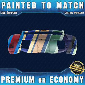 New Painted To Match Front Bumper Replacement For 2007 2014 Chevy Tahoe Suburban
