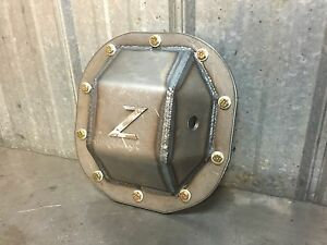 Heavy Duty Differential Cover For A Ford 8 8 Free Shipping