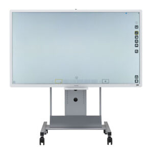 Ricoh D8400 84 Interactive Touchscreen Whiteboard With Stand