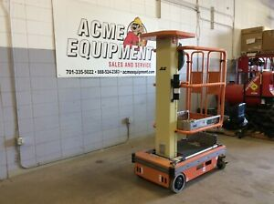 New 2017 Carry over Jlg Ecolift70 Vertical Lift Flat Rate Freight