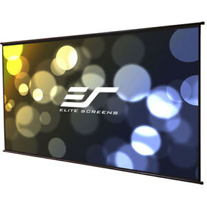 Elite Screens Diyw100h2 Diy Wall 2 Series 100 16 9 Outdoor Projector Screen