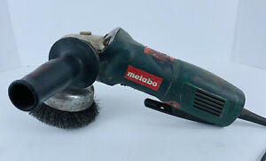 Metabo Wep 14 150 Quick Angle Grinder 6 Inch 9000 Rpm 5 8 Arbor 1400w 12 Amp