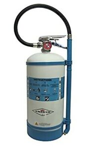 Amerex B270nm 1 75gal Water Mist Class A C Nonmagnetic White Fire Extinguisher