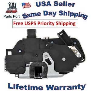 Power Door Lock Actuator Assembly For 09 19 Ford Lincoln Front Left 937 673