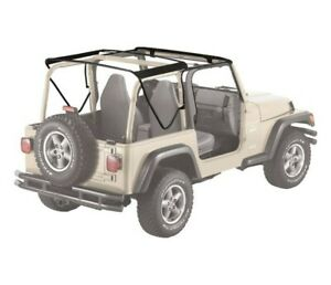 Bestop For Replacement Bows And Frames Oe Style Jeep 1997 2006 Wrangler