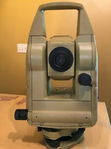 Leica Wild Tc500 Total Station For Surveying