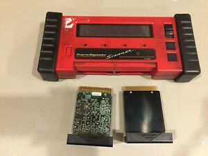Snap On Mt 2500 Scanner Mt2500tsi Mt2500vci Interface Mt2500 Cartridges