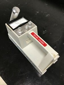 Survey Meter Nuclear Chicago Geiger Counter Probe