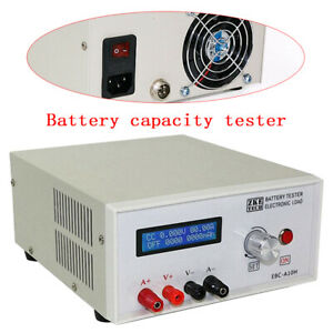 Battery Capacity Tester Ebc a10h Charge 5a Discharge 10a Li pb Battery Test