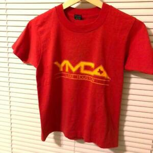 Coca-Cola T-shirt vintage item color red sizeS Men's Clothing rare from japan 2Q
