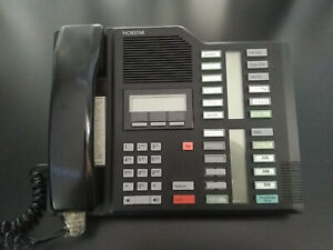 Black M7324 Nortel Norstar Meridian M7324 Home office Phone Vintage