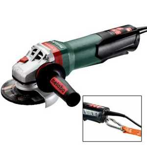 Metabo 600437420 4 5 5 Angle Grinder W no lock Paddle Brake Tether Point New