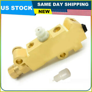 For Gm Chevy Disc drum Brake Brass Proportioning Valve Pv2 Universal