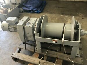 Thern Heavy Duty Winch New