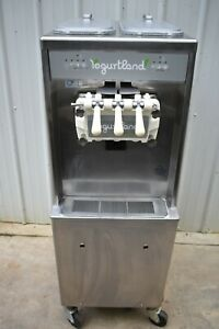2011 Taylor 794 33 Soft Serve Ice Cream Yogurt Water Cooled Machine