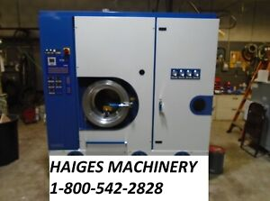 Real Star 50 Lb Hydrocarbon Dry Cleaning Machine