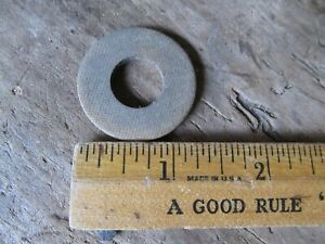 Nos 50 s 80 s Chevy Oil Pan Transmission Plug Gasket