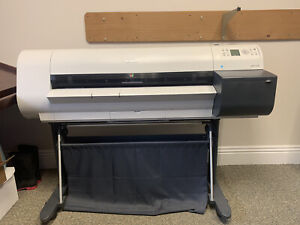 Canon Ipf710 Plotter 36 Inch Wide Color Used Excellent Condition