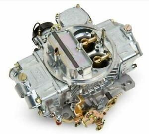 Holley 0 80508s Classic Holley Carburetor 750 Cfm