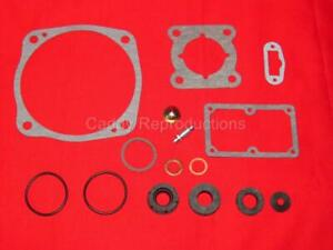 1956 Cadillac Power Brake Booster Rebuild Kit 56 Dm